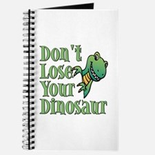 Dont Lose Your Dinosaur Journal