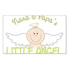 Little Angel Bumper Stickers