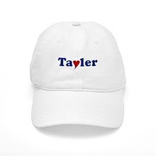 Tayler with Heart Baseball Cap