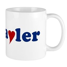 Tayler with Heart Mug