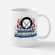 Hockey Grandma (cross).png Mug