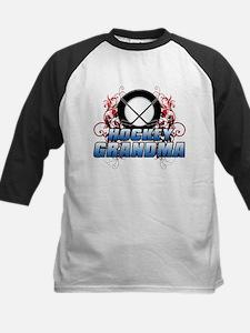 Hockey Grandma (cross).png Tee