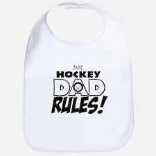 This Hockey Dad Rules.png Bib