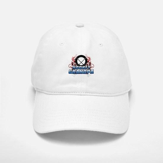 Hockey Grandpa (cross).png Baseball Baseball Cap