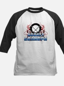 Hockey Grandpa (cross).png Tee
