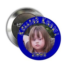 "Kallie 2.25"" Button (10 pack)"