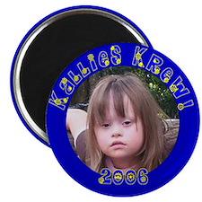 """Kallie 2.25"""" Magnet (100 pack)"""