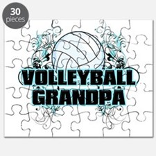 Volleyball Grandpa (cross).png Puzzle