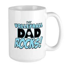 This Volleyball Dad Rocks copy.png Mug