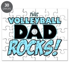 This Volleyball Dad Rocks copy.png Puzzle