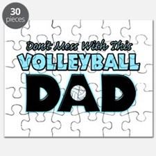 Dont Mess With This Volleyball Dad copy.png Puzzle