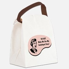 Cute The voice Canvas Lunch Bag