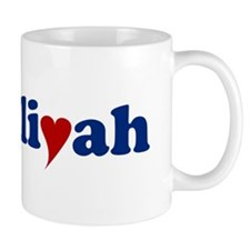 Maliyah with Heart Mug