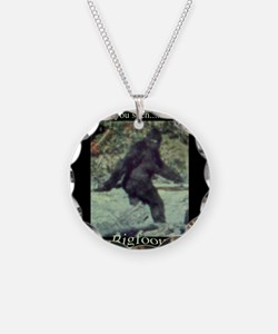 Have You Seen BIGFOOT? Necklace