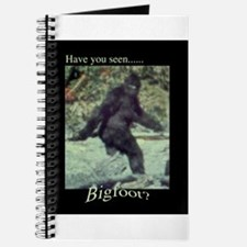 Have You Seen BIGFOOT? Journal