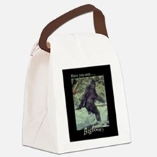 Have You Seen BIGFOOT? Canvas Lunch Bag