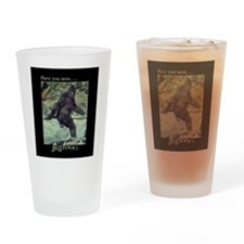 Have You Seen BIGFOOT? Drinking Glass