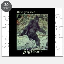 Have You Seen BIGFOOT? Puzzle