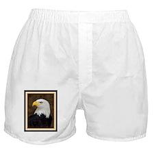 American Bald Eagle Boxer Shorts