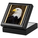 Eagle Square Keepsake Boxes