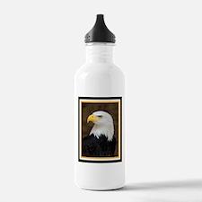 American Bald Eagle Water Bottle