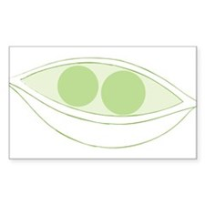Peas Decal