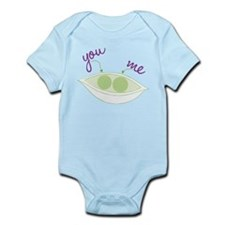 You And Me Infant Bodysuit