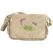 You And Me Messenger Bag