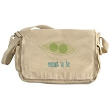 Meant To Be Messenger Bag