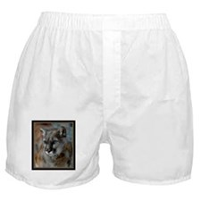 Cougar Cat Boxer Shorts