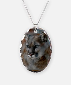 Cougar Cat Necklace
