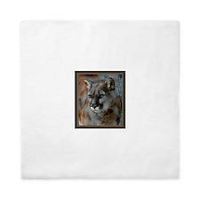 Cougar Cat Queen Duvet