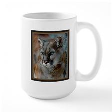 Cougar Cat Mug