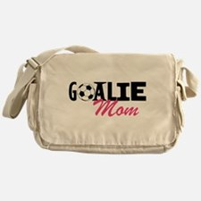 Goalie Mom Messenger Bag