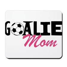 Goalie Mom Mousepad