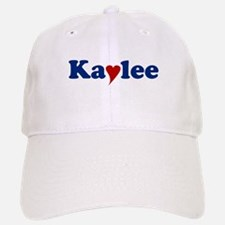 Kaylee with Heart Baseball Baseball Cap