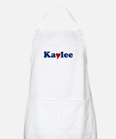 Kaylee with Heart Apron