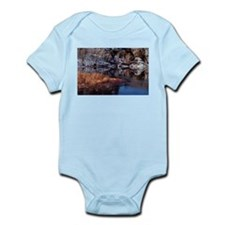 June Lake California Infant Bodysuit