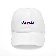 Jayda with Heart Cap