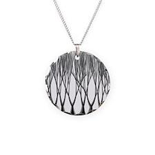 Dendis Necklace Circle Charm