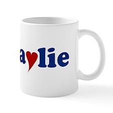 Haylie with Heart Mug