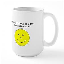 doctorsomeday Mugs