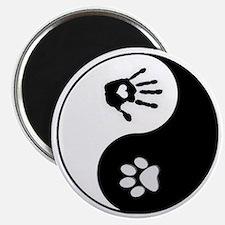 Unique Love bulldogs Magnet