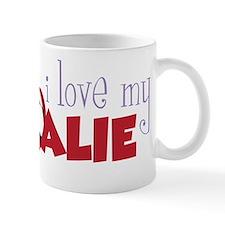 Love My Goalie Mug