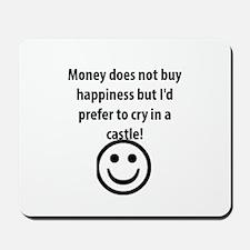 MONEY! Mousepad