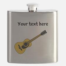 Customizable Guitar Flask