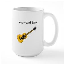 Customizable Guitar Mug