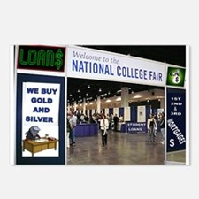 COLLEGE ADMISSION Postcards (Package of 8)