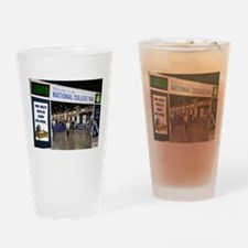 COLLEGE ADMISSION Drinking Glass