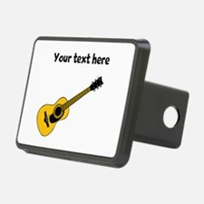 Customizable Guitar Hitch Cover